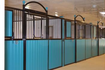 Portable Horse Stalls | Modular Stall System | Temporary