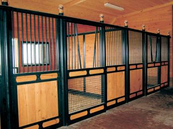 Consumer Guide to Horse Stalls
