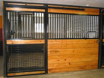 Welded Horse Stalls - The Perfect Choice for a Durable and Quality Stall